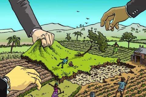 Grafica alusiva a Colombia: la civilización forzada de la magia