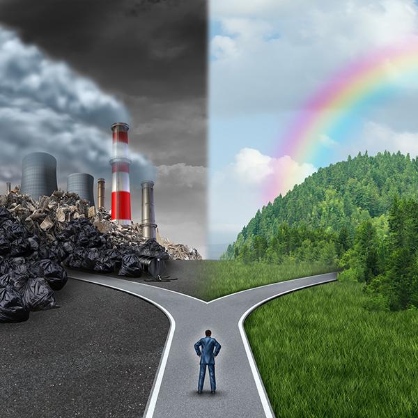Grafica alusiva a La Cumbre de Naciones Unidas COP 21