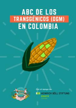 Gráfica alusiva a Abc de los OGM en Colombia